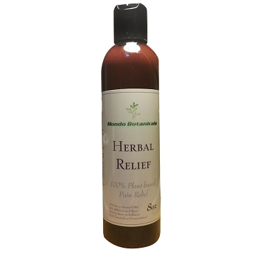 Herbal Relief Lotion 8 oz